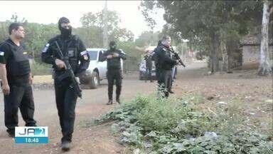Operação Midas prende suspeitos de roubos e latrocínios no Tocantins - Operação Midas prende suspeitos de roubos e latrocínios no Tocantins