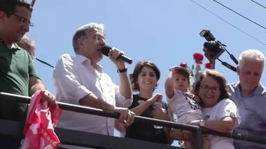 Confira como foi a agenda de compromissos dos candidatos ao governo de Minas - Oito candidatos disputam as eleições para o cargo.