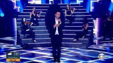 Gaúcho Léo Pain vence a 7ª temporada no 'The Voice Brasil' com 50% dos votos - A vitória consagrou o técnico Michel Teló como tetra campeão do programa.