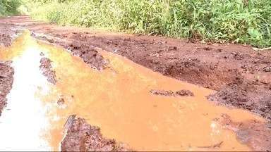 Comunidade indígena cobra melhorias para ruas da aldeia Jaguapiru em Dourados - Até o fim da manhã desta sexta-feira, prefeitura não tinha posicionamento sobre o pedido.