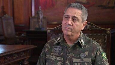 General Braga Netto, o homem por trás da intervenção