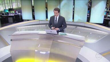 Jornal Hoje - íntegra 04/10/2018 - Os destaques do dia no Brasil e no mundo, com apresentação de Sandra Annenberg e Dony De Nuccio
