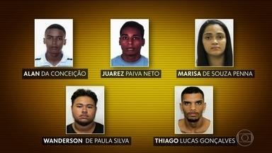 Polícia prende bando e desarticula plano de libertar Marcelo Piloto no Paraguai - Marcelo Piloto era um dos maiores fornecedores de drogas do Brasil e está preso em Assunção, no Paraguai. As polícias do Brasil e do Paraguai descobriram o plano de resgate e cinco pessoas foram presas.