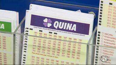 Apostador de Caruaru ganha R$ 2,1 milhões na Quina - Caso aconteceu na quinta-feira (4).