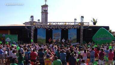 Reveja o segundo bloco do 'Galpão Crioulo' de domingo (7) - Assista ao vídeo.