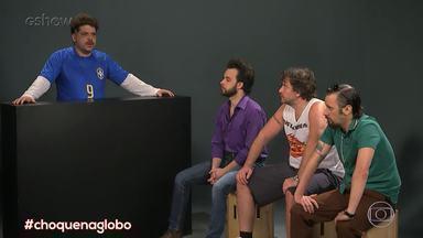 'Choque de Cultura' - 'Uma Noite no Museu 3'; confira o programa estendido - Os maiores nomes do transporte alternativo falam do filme protagonizado por Ben Stiller