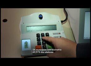 Pará entra na era da biometria - Em mais de 50 municípios do estado, o voto será por biometria.