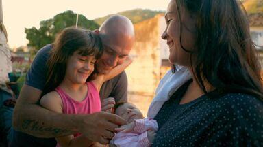 Mariana, Alice E Thainá