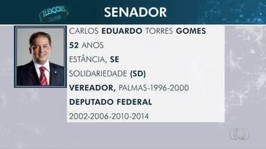 Tocantins renova as duas vagas para o Senado com Eduardo Gomes e Irajá - Tocantins renova as duas vagas para o Senado com Eduardo Gomes e Irajá