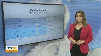 Confira a previsão do tempo para esta terça-feira (9) em Varginha (MG) - Confira a previsão do tempo para esta terça-feira (9) em Varginha (MG)
