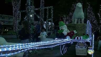 Setor de hotéis de Garanhuns já tem 80% de ocupações para o período natalino - Festa da Magia do Natal inicia em novembro.