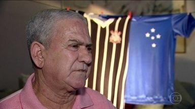 Ídolo de Cruzeiro e Corinthians, Palinha relembra carreira de sucesso nos dois clubes - Ídolo de Cruzeiro e Corinthians, Palinha relembra carreira de sucesso nos dois clubes