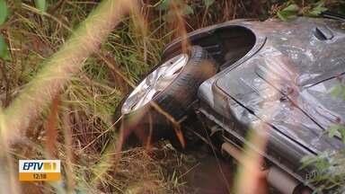 Famílias de Campinas (SP) que morreu em Minas Gerais é sepultada - Famílias de Campinas (SP) que morreu em Minas Gerais é sepultada