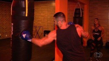 Confira os destaques do Globo Esporte - Ex-BBB Yuri Fernandes mostra o treino dele, em Goiânia.