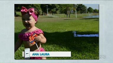 Meio Dia Paraná homenageia as crianças - Meio Dia Paraná homenageia as crianças.