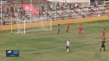 Inter de Bebedouro perde para o Primavera em Indaiatuba, SP - O jogo terminou em 2x0 e o placar complicou o acesso da Inter para a Série A3.