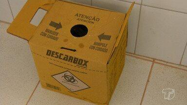 Descarte de medicamentos vencidos no lixo comum representa vários riscos - Uma Lei Municipal obriga a destinação correta os medicamentos em Santarém.