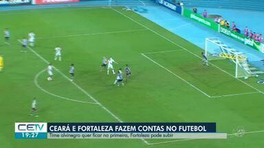Confira as notícias do futebol no Ceará - Veja mais notícias em g1.com.br/ce
