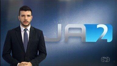 Veja os destaques do JA 2ª Edição desta quarta-feira (10) - Entre os principais assuntos está a prisão do ex-governador Marconi Perillo (PSDB).