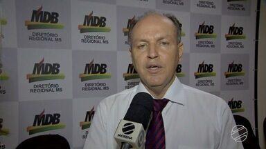MDB anuncia que irá apoiar o candidato Juiz Odilo, do PDT - Partido decidiu apoio ao candidato na tarde dessa quarta-feira (10)