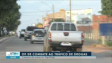Polícia faz operação contra tráfico de drogas em Taguatinga - Polícia faz operação contra tráfico de drogas em Taguatinga