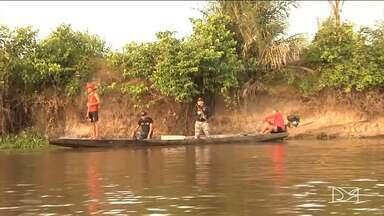 Polícia Militar intensifica combate a pesca predatória no Rio Pindaré - Primeiro passo será a realização de um treinamento dos homens que vão trabalhar no policiamento embarcado no rio e nos lagos da Bacia Pindaré.