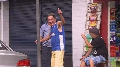 Como os cruzeirenses acordaram após a vitória do Cruzeiro na final da Copa do Brasil - Como os cruzeirenses acordaram após a vitória do Cruzeiro na final da Copa do Brasil