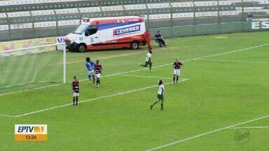 Brasileiro Feminino: Ferroviária perde e está fora da final do campeonato - Rio Preto ganhou com um gol de vantagem.