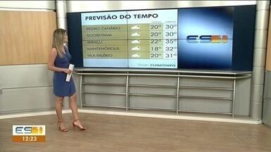 Veja a previsão do tempo em Linhares - Confira como está o clima na região.
