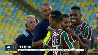 Abrindo a reta final - Fla-Flu dá a largada para a série de dez jogos que vai decidir o título do Brasileirão, os classificados para a Libertadores e os rebaixados.