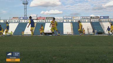 Rio Claro tenta a primeira vitória na 2ª fase da Copa Paulista - Rio Claro e Votuporanguense se enfrentam hoje, às 15h, no Schmidtão.