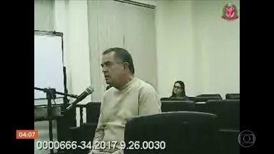 Ex-tenente-coronel da PM-SP é condenado a 15 anos de prisão - Esta não foi a primeira vez que ele se sentou no banco dos réus. O ex-PM foi condenado por peculato.