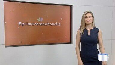 #PrimaveraNoBomDia: veja fotos da estação - Imagens são enviadas pelos telespectadores