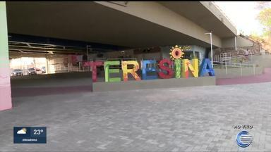 Teresina ganha uma nova praça cultural embaixo da Ponte JK - Teresina ganha uma nova praça cultural embaixo da Ponte JK