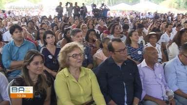 Prefeitura de Salvador lança programa que oferece vagas para crianças em idade pré-escolar - A Secretaria de Educação vai contratar os serviços das escolas e creches particulares.