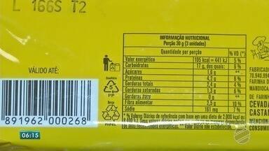 Alimentos rotulados de saudáveis podem esconder 'armadilhas' - Ter atenção a tudo que está escrito no rótulo é fundamental.