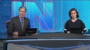 Jornal Nacional, Íntegra 16/10/2018 - As principais notícias do Brasil e do mundo, com apresentação de William Bonner e Renata Vasconcellos.