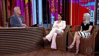 Ivani Serebenic e Helena Leardini revelam se assistiram à série 'Assédio' - As duas foram vítimas de Roger Abdelmassih