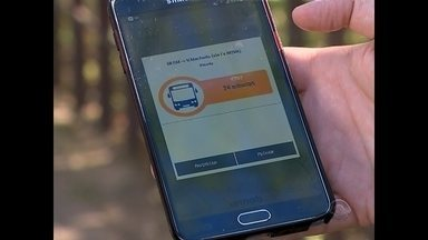 Santa Maria tem aplicativo que mostra em tempo real a localização dos ônibus pela cidade - Por enquanto o aplicativo está funcionando apenas nas linhas que atendem o campus da Universidade Federal de Santa Maria.