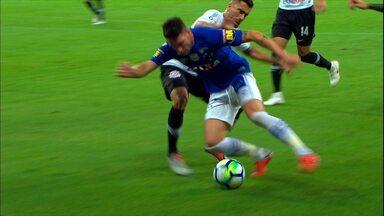 Copa do Brasil - Cruzeiro 1 x 0 Corinthians