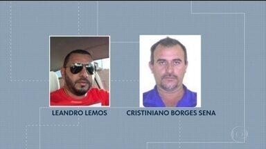 Polícia prende dois envolvidos em tentativa de assalto a avião no Sertão - Crime ocorreu no fim de setembro, em Salgueiro.