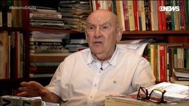 O historiador Bóris Fausto analisa os perigos que rondam a democracia brasileira