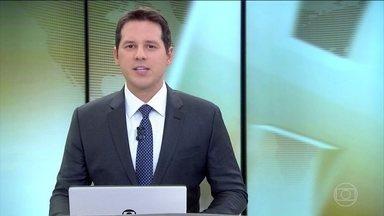 Jornal Hoje - Edição de sábado, 20/10/2018 - Os destaques do dia no Brasil e no mundo, com apresentação de Sandra Annenberg e Dony De Nuccio