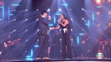 Jeniffer Nascimento canta 'Final Feliz' com Jorge Vercillo - Imune, a artista arranca elogios dos especialistas
