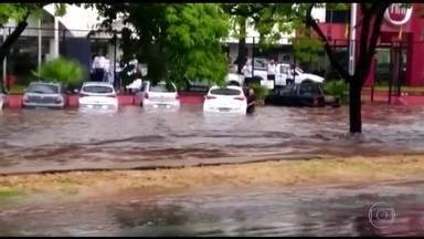 Governo Federal mantém valor baixo de repasses para prevenção contra enchentes - Verba está no patamar de 2017, quando houve forte diminuição.