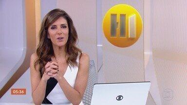 Hora 1 - Edição de quarta-feira, 24/10/2018 - Os assuntos mais importantes do Brasil e do mundo, com apresentação de Monalisa Perrone