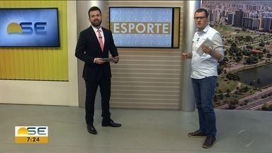 Confira as notícias do esporte desta quarta (24/10) - Thiago Barbosa destaca Copa América de Futsal para Pessoas com Nanismo e vitória de Lagarto sobre Itaporanga na Copa TV Sergipe.