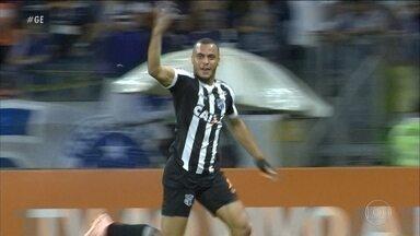 Ceará vence o Cruzeiro no Mineirão por jogo da 28ª rodada do Brasileirão - Ceará vence o Cruzeiro no Mineirão por jogo da 28ª rodada do Brasileirão