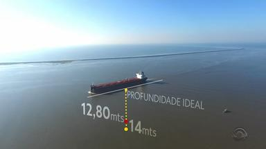 Ministro dos Transportes assina ordem de início para dragagem do Porto de Rio Grande - Ordem de serviço garante R$ 300 milhões para a obra.