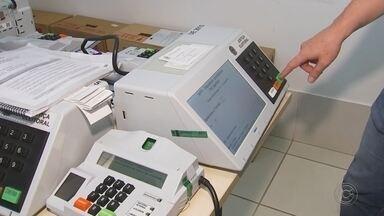 Justiça começa a auditar urnas para o segundo turno das eleições no noroeste paulista - A Justiça Eleitoral começou a auditar as urnas eletrônicas que serão utilizadas no segundo turno das eleições no noroeste paulista.
